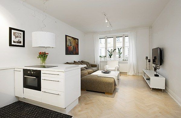 How To Plan Small Apartment Interior Design | InteriorHolic.