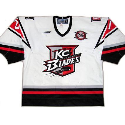 Kansas City Blades 1999-00 jersey photo Kansas City Blades 1999-00 F.jpg