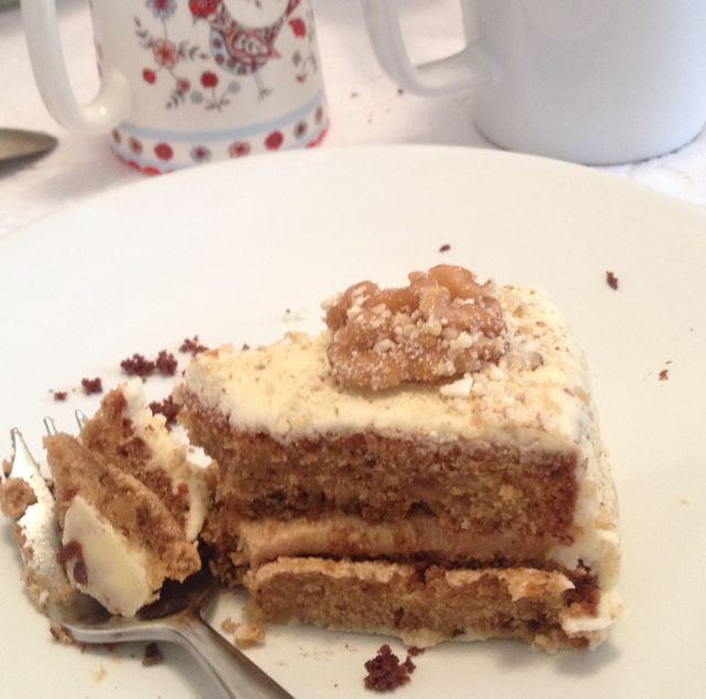 Bettys Coffee Cake