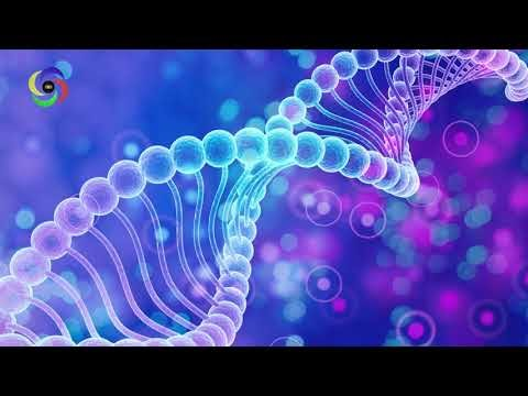 Solfeggio Sleep and DNA Repair 9.6 Hz Base Frequency 528 Hz & Brings Positive Transformation #RMBB