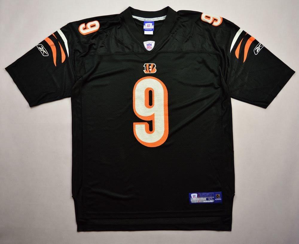 CINCINNATI BENGALS *PALMER* NFL REEBOK SHIRT XL Other Shirts  American Football  Classic
