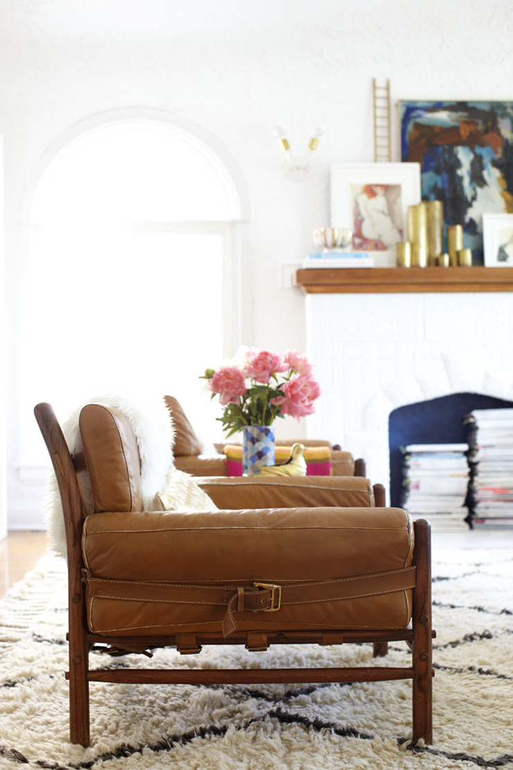 Introducing My Living Room | Emily Henderson