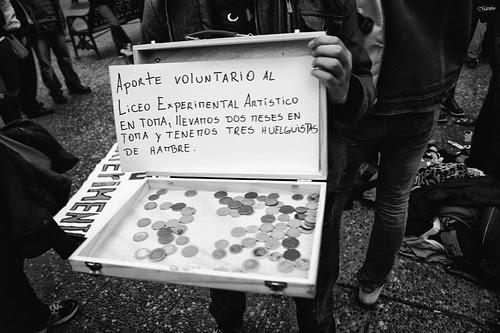 Desde la existencia... by Alejandro Bonilla