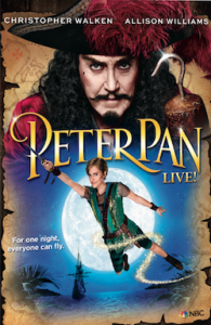 Enter to win the Peter Pan Live! DVD Giveaway. Ends 12/22.