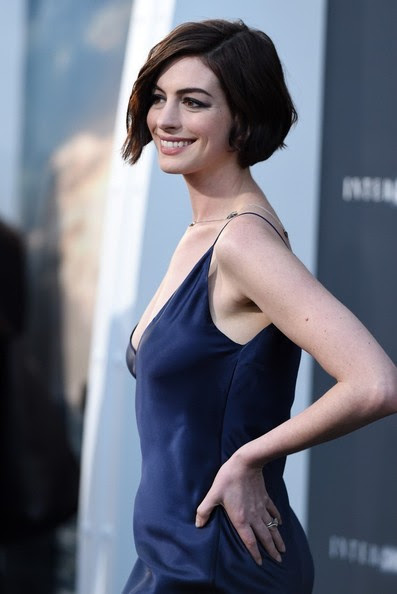 Anne Hathaway - 'Interstellar' Premieres in Hollywood