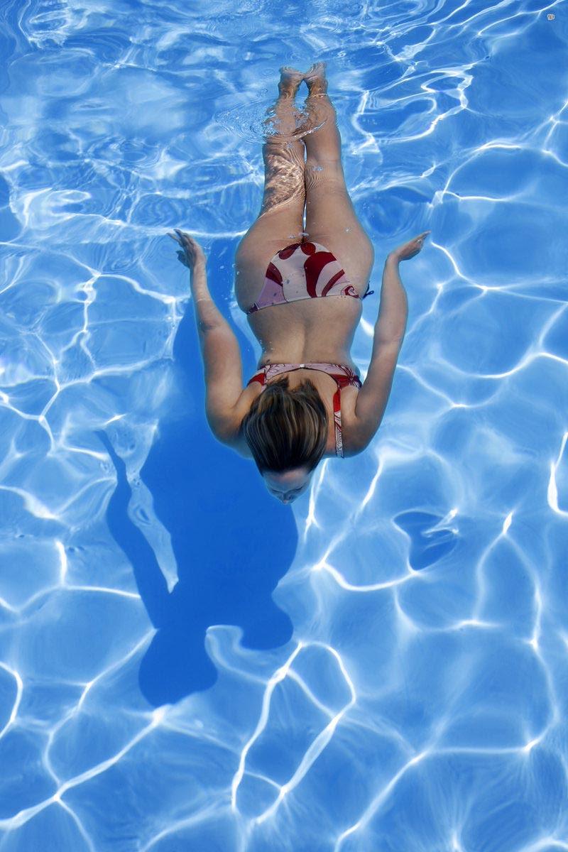 Красивая фото под водой