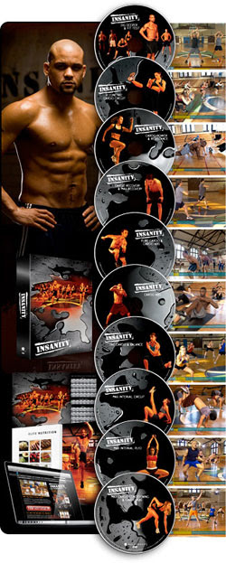insanity workout schedule calendar. Ten Insane Workouts