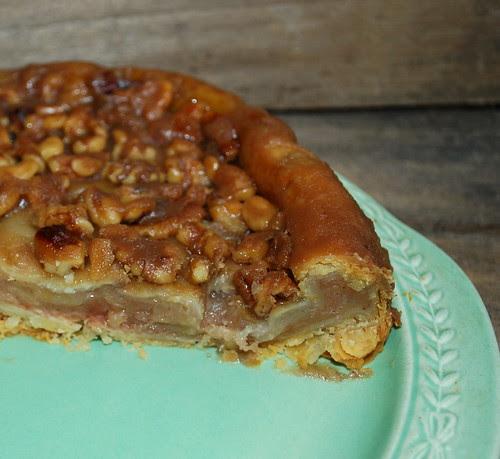 UD apple pie slice