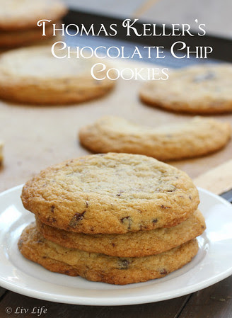 Thomas Keller's Chocolate Chip Cookies