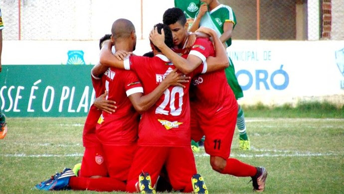 Potiguar x Palmeira-RN - Campeonato Potiguar - Estádio Nogueirão (Foto: Marcelo Diaz/ACDP)