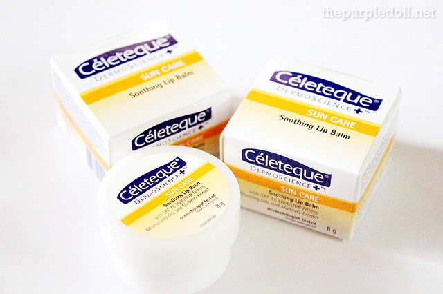 Celeteque Sun Care Soothing Lip Balm