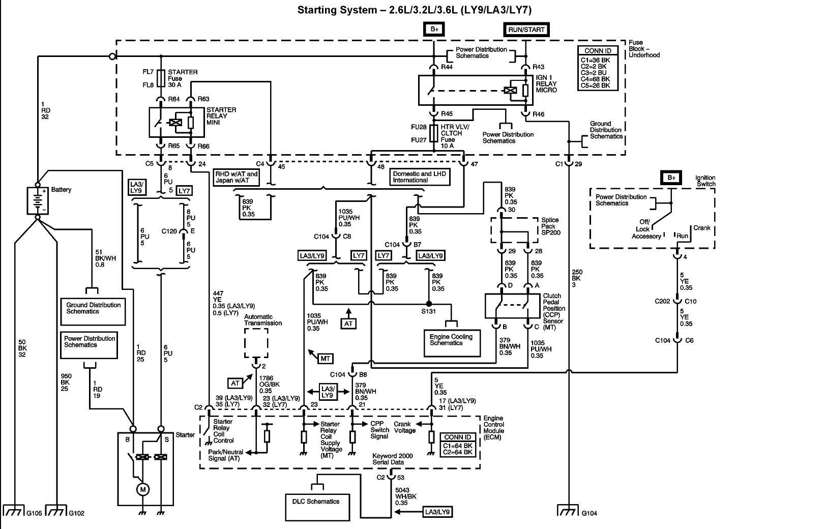 2003 cadillac cts stereo wiring diagram