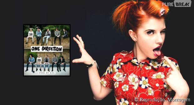 Hayley Williams causa polêmica ao acusar a banda One Direction de plágio no Twitter