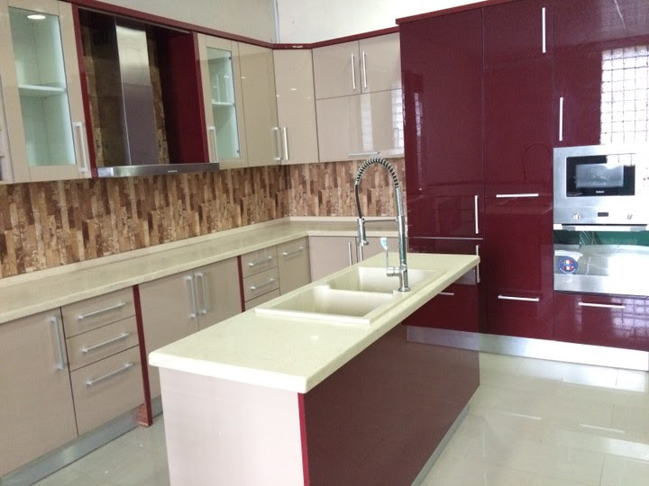 Kitchen cabinets installation, inception to completion ...