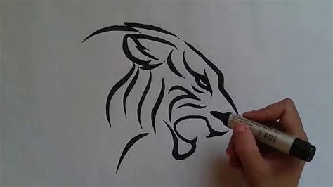 draw tiger tattootrsk rsm nmr oshm youtube