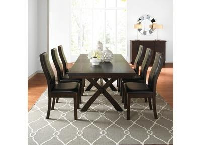 Home Greco Traditional Style Dining Table Set