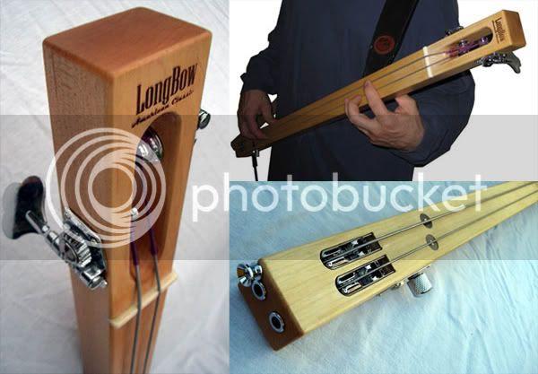 guitar blog longbow american classic 2 string bass. Black Bedroom Furniture Sets. Home Design Ideas