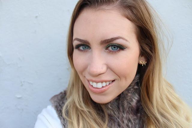 Living After Midnite: mark. Makeup Monday: Empress