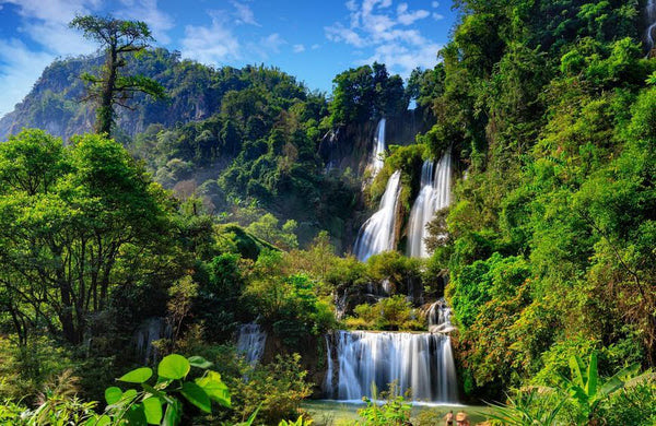 Wow Ternyata Ini 9 Tempat Dengan Gambar Pemandangan Air Terjun Terind Akasaka Outdoor