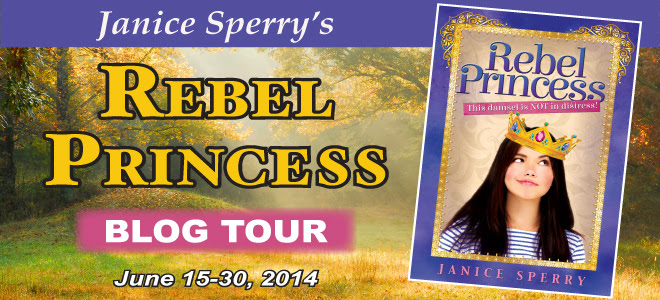 Rebel Princess blog tour