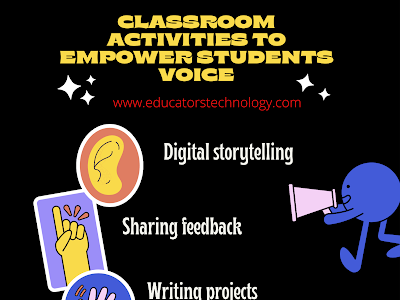 Educational Tools and Strategies to Empower Students Voice