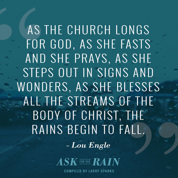 Ask For The Rain Quotes And Images