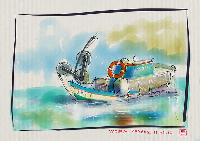 vatera boat