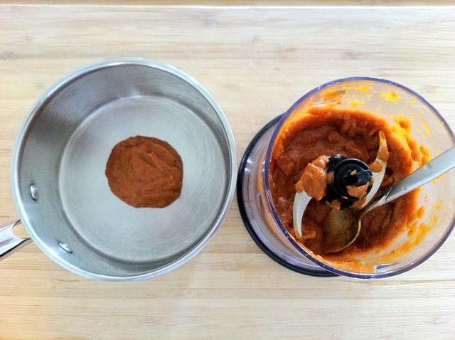 Marinara Sauce Pureed