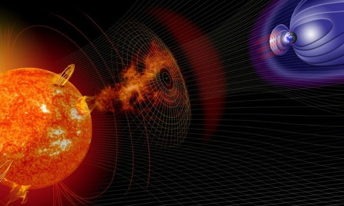 SOLAR STORM LIKELY TO HIT TODAY : CAN IMPACT GPS, SATELLITE, INTERNET MIGHT GET AFFECT.