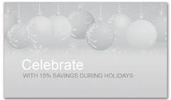 CPS-1093 - salon coupon card