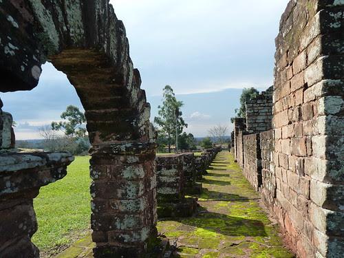 Trinidad Jesuit ruins