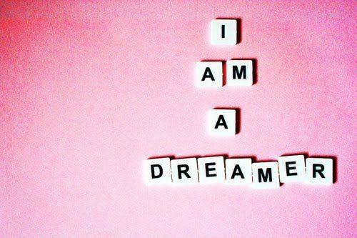 Soy una soñadora!