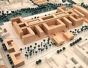 Il progetto della nuova sede dei servizi segreti tedeschi