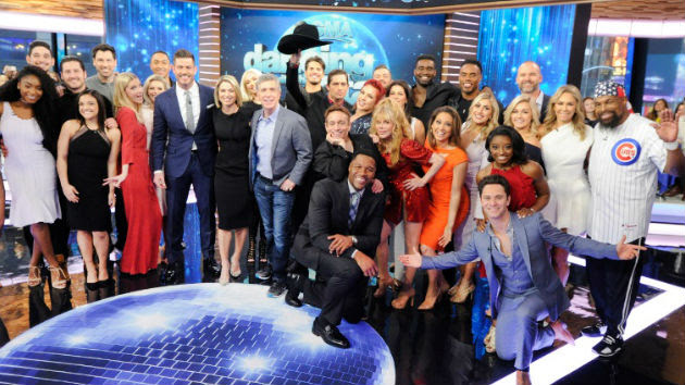Dancing with the Stars Season 24 Cast