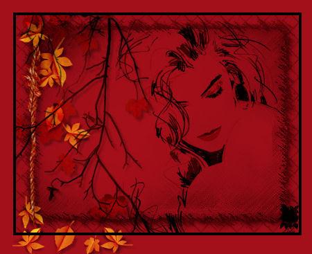 Collage de otoño