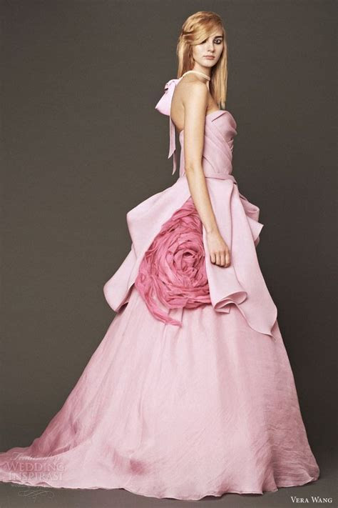 216 best images about Pink & Blush Gowns on Pinterest