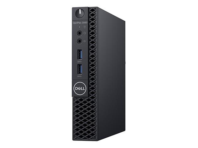 Dell OptiPlex 3060 Micro Desktop i5-8400T 8GB 256GB SSD Windows 10 Pro (Refurbished) for $529