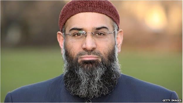 UK Muslim hate preacher Anjem Choudary