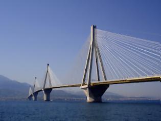 Φωτογραφία για Διακοπή της κυκλοφορίας στη γέφυρα «Χαρίλαος Τρικούπης» για 40 περίπου λεπτά