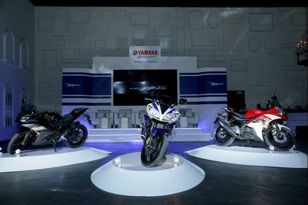 Penjualan Yamaha R15 Terus Melejit