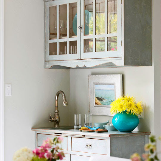Conservative Gray - Transitional - kitchen - Sherwin Williams ...