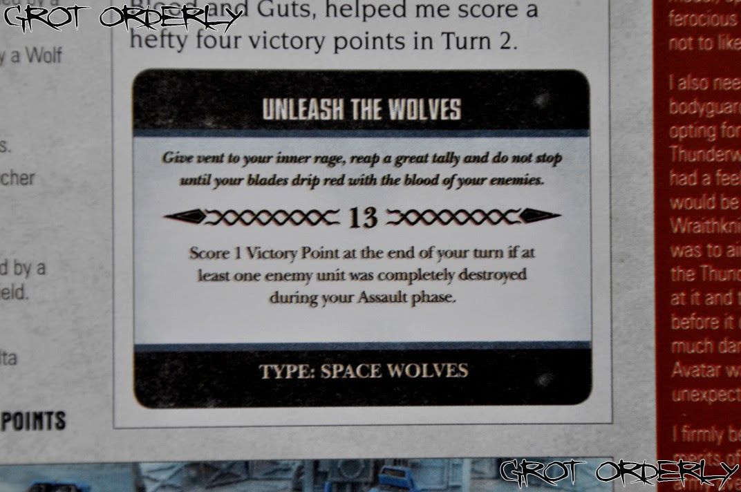 Games, Workshop, Space, Wolves, Marines, Warhammer, 40k, Grot, Orderly, White, Dwarf