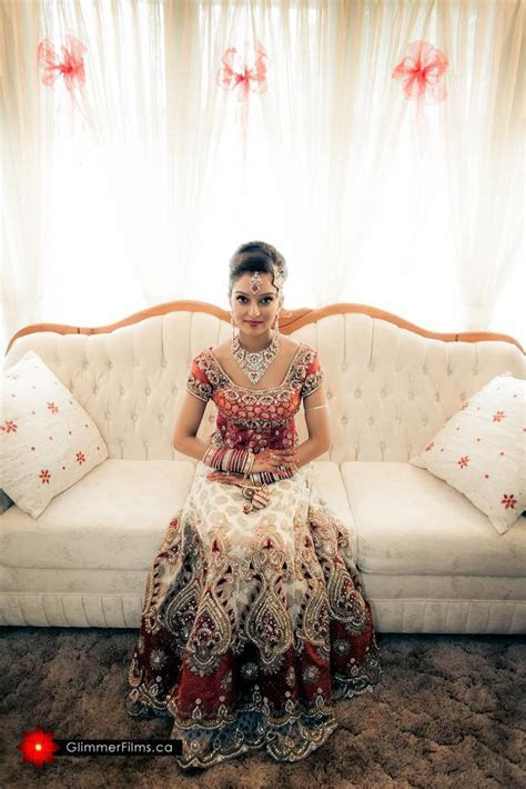 25  best ideas about Bridal lenghas on Pinterest   Indian
