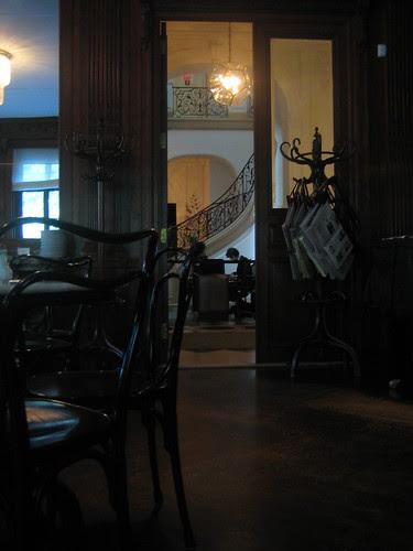Café Sabarsky, Neue Galerie New York _ 8453