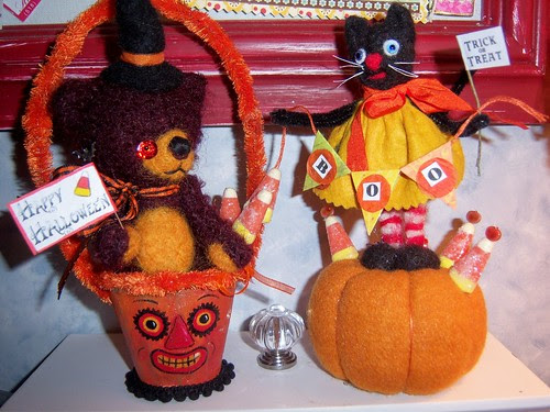 happy happy halloween creations!
