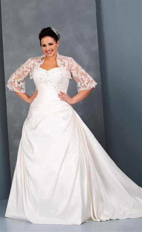 David bridal plus size wedding dresses   PlusLook.eu
