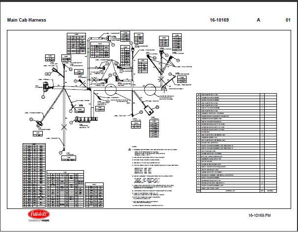 Peterbilt 379 Engine Fan Diagram - Wiring Diagram