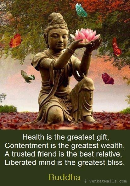 Quotes About Good Health Buddha 19 Quotes