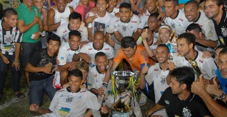 Santos-AP Campeão