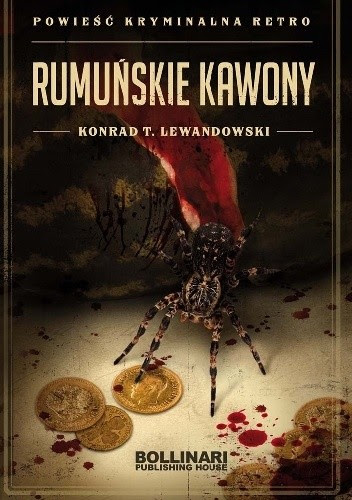 Okładka książki Rumuńskie kawony
